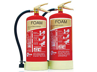 foam-fire-extinguishers
