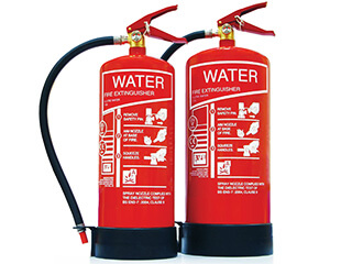 water-fire-extinguishers