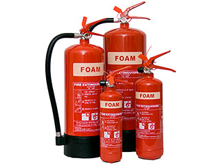 Foam Extinguisher