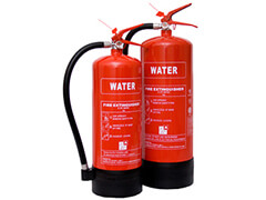 Water Spray Fire Extinguisher