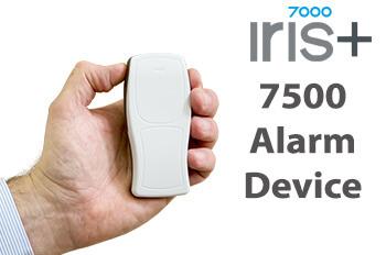 EMS-iris-alarm-device