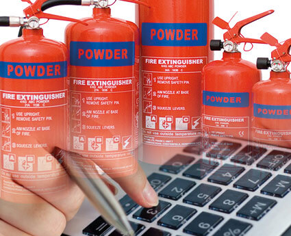 Fire Extinguisher Calculator