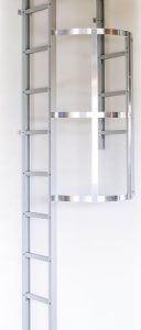 Modum escape ladder back protection