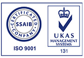 SSAIB ISO Logo 166